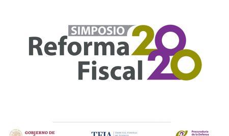 Simposio Reforma Fiscal 2020