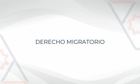 Comité Derecho Migratorio ANADE