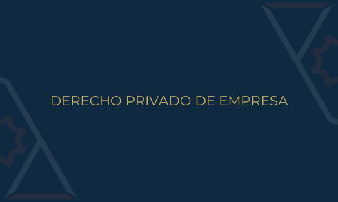 Comité Derecho privado de Empresa ANADE