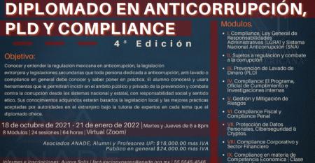 Graficos Diplomado Anticorrupción 2021 ANADE Twitter